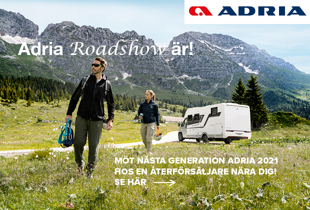 Adria Roadshow