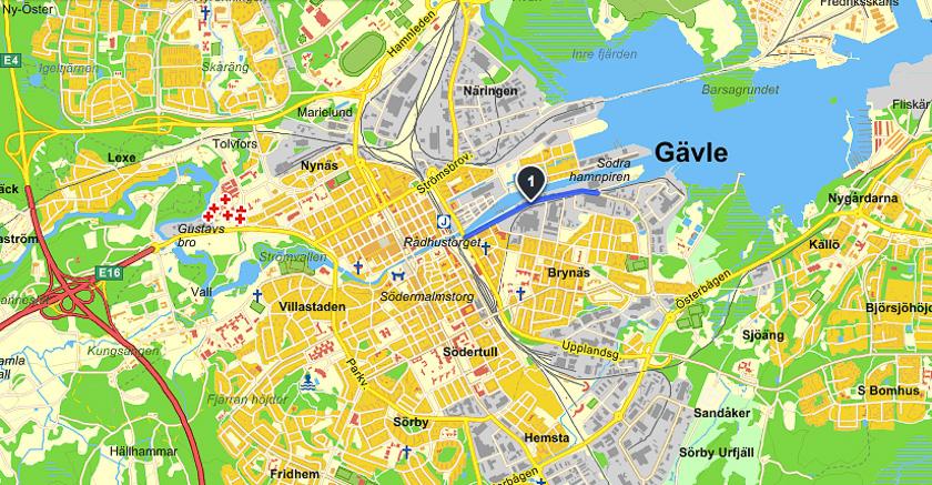 Norra Sverige Satsar Pa Husbilsturism