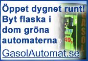 Gasolautomat HMstart