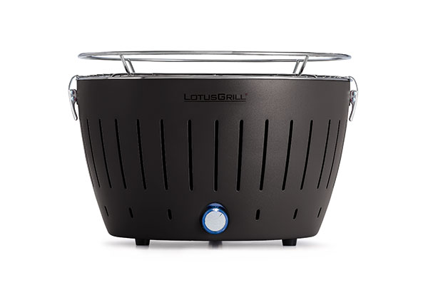 LotusGrill Antracit 34 cm