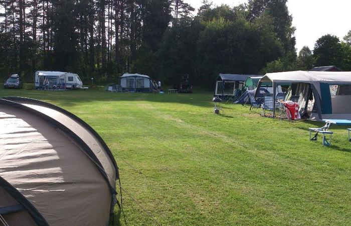 Var skall vi sova i natt Campingplatser Malungs Camping