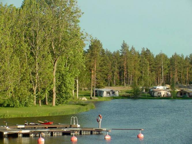 Var Skall Vi Sova I Natt Campingplatser Berkinge Bad Fiskecamp